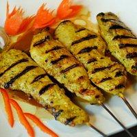 Delicious Chicken Satay