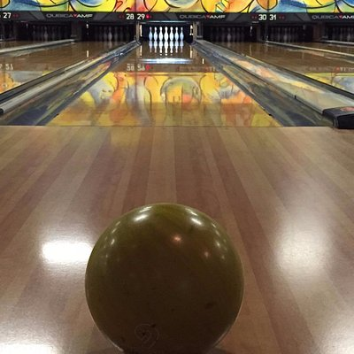 Beautiful State of the Art Bowling Alley