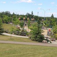jackie parker playground..