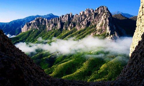Mountain Seorak, Sokcho