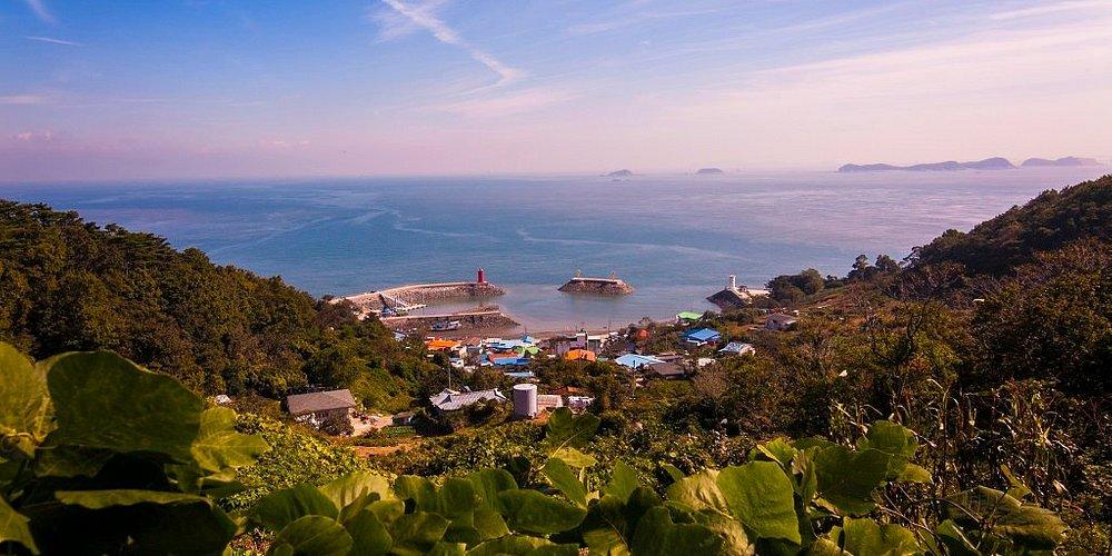 Ansan Pungdo Island