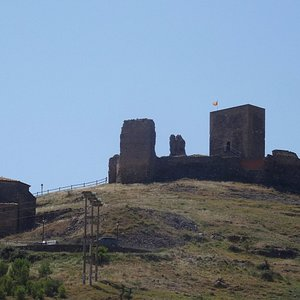 Panorámica del Castillo.