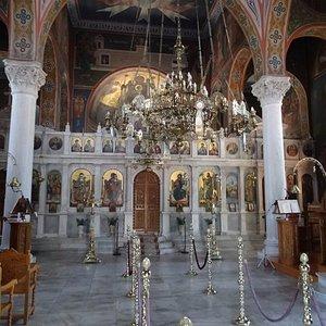 Ἱερός Μητροπολιτικός Ναός Ἁγίου Νικολάου Κῶ, июнь 2017 года...