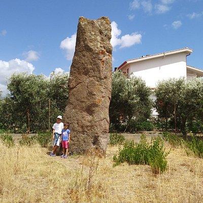Menhir di Villaperuccio