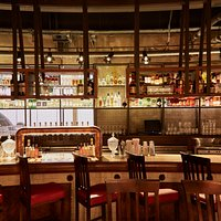 Take a seat at our bar to be a part of the action
