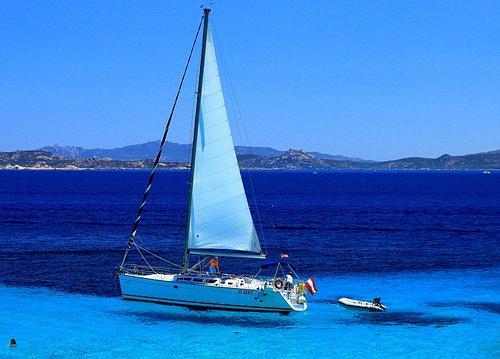 Questa la nostra barca Osiride