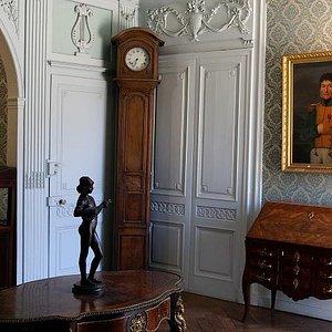 Une des salles du Musée Sarret de Grozon