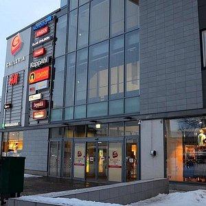 Kauppakeskus Galleria