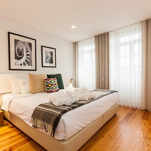 The Two Bedroom Apartments at the Porto River Aparthotel