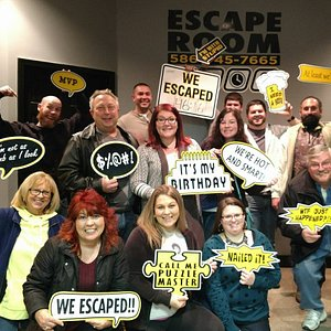 Escape Room Shenanigans