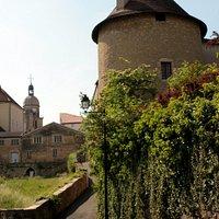 la Tour Guillaume de Saint-Amour