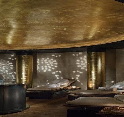 Sense spa relaxation area