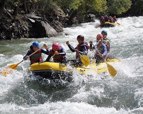 Rafting in Catalunya