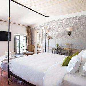 Chateau de Fonscolombe - Suite Prestige