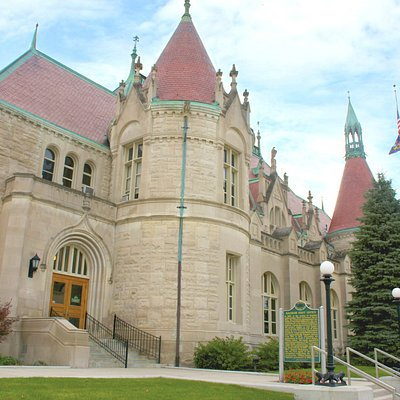 The Castle Museum celebrates and explores Saginaw County's vibrant history.