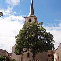 Mittelbergheim - Eglise protestante