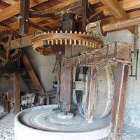 Mittelbergheim - Moulin à huile