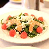 Shrimps Fetta Salad