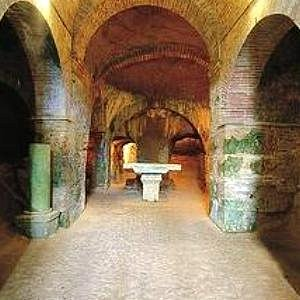 Catacomba di Santa Mustiola e Catacacomba di Santa Caterina