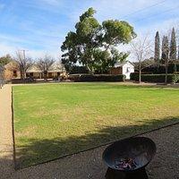 Hentley Fram and garden