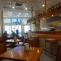 """Restaurant """"El Quicorro"""", ,Jijona (Alicante, Comunitat Valenciana), Espagne."""