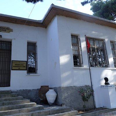 Müesser Aktaş Etnoğrafya ve Tarih Evi