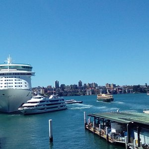 The wholeness of Circular Quay <3