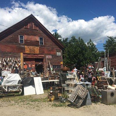 Treasures & Trash Barn