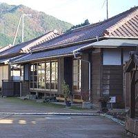 生野銀山職員宿舎