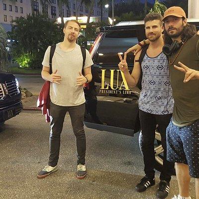 Celebrity Limousine Services
