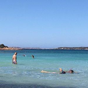 Spiaggia Le Piscine