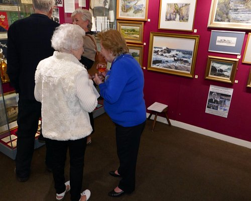 Part of Adam Robson's Exhibition