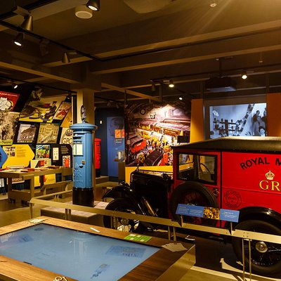 The Postal Museum Galleries