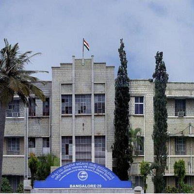 NIMHANS, Bengaluru Administrative Building
