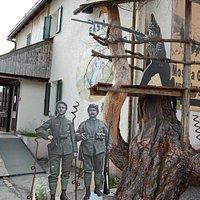Museo grande guerra Pordoi