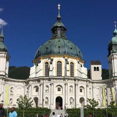 Ettal Cathedral