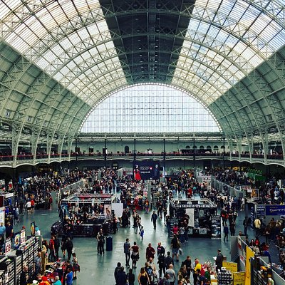The London Film & Comic Con 2017