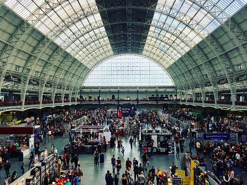 The London Film & Comic Con 2017
