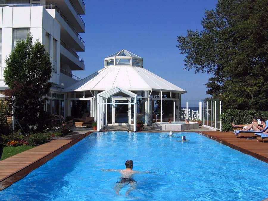 Grand Hotel Seeschloesschen Spa Golf Resort 106 2 4 9 Prices Reviews Timmendorfer Strand Germany Tripadvisor