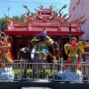 Kwan Kong, il tempio gemello