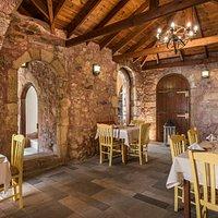 "Indoor Restaurant - Wine bar ""Ta Chalara"""