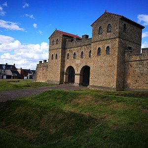 Arbeia Roman Fort and Museum