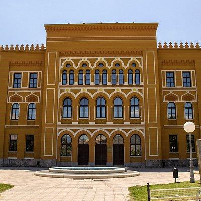 Pierwsz Gimnazjum w Mostarze