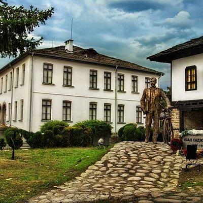 The museum's edifice