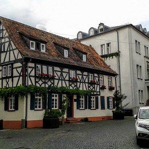 Fachwerkhaus in der Hochheimer Altstadt