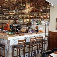 bar del restaurante
