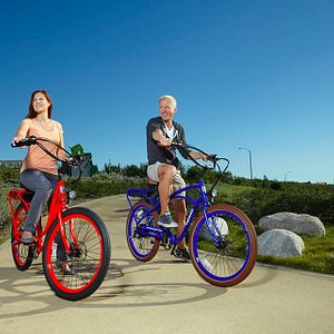 Pedego Electric Bikes Riverwalk