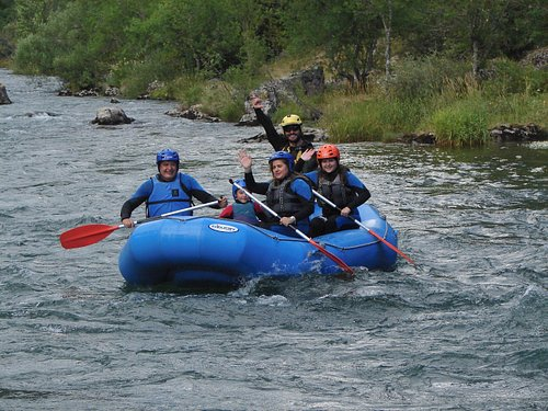Kayac Pico Azul