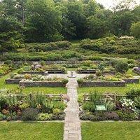 Robison York State Herb Garden