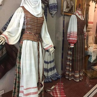 Beautiful Traditional Clothing from Different Regions